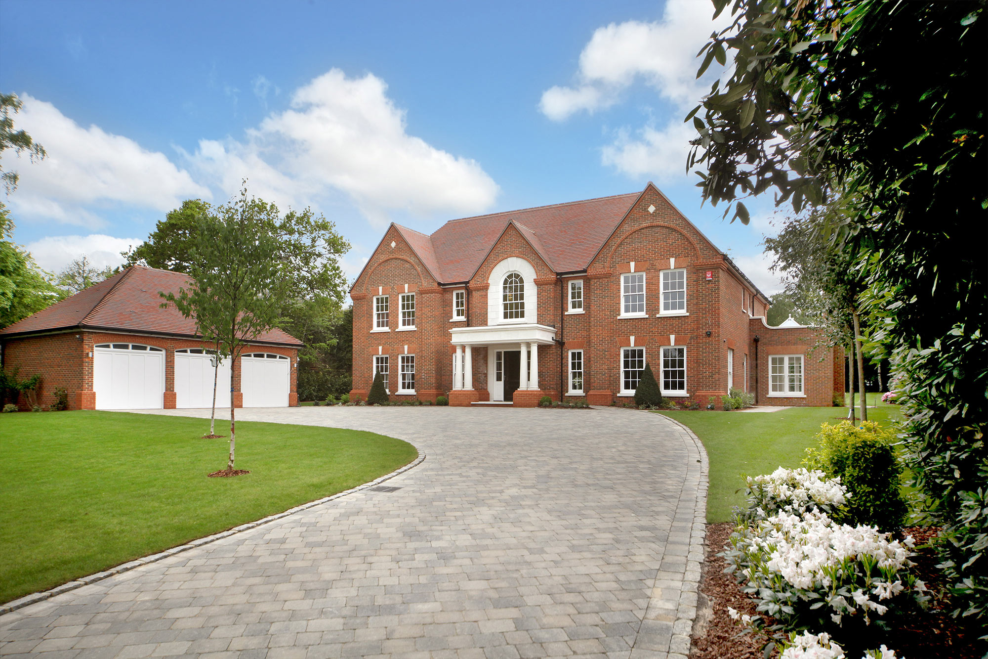 Luxury New Homes Better Than Beverly Octagon