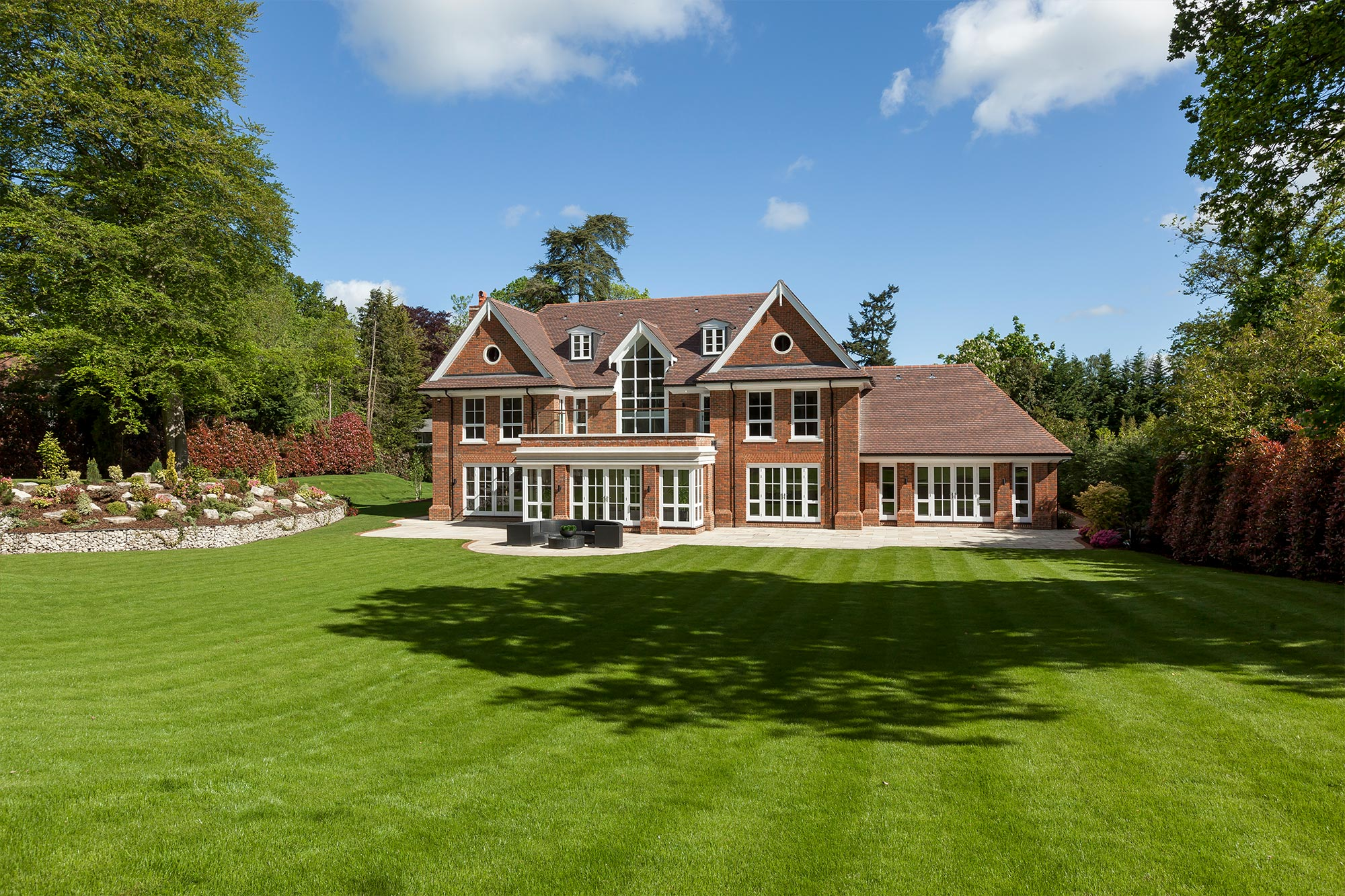 6 bed luxury house crown estate oxshott i octagon houses 5 million