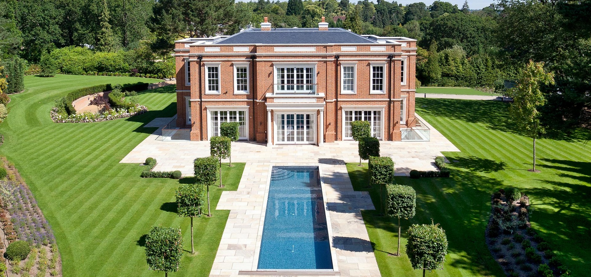 6 7 luxury properties st georges hill wentworth weybridge - House with swimming pool for sale scotland ...