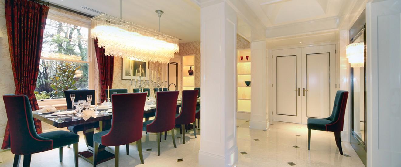 Octagon Dining Room London
