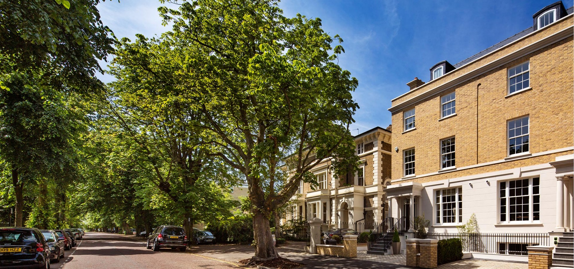 Two New Homes on London Writers' Retreat