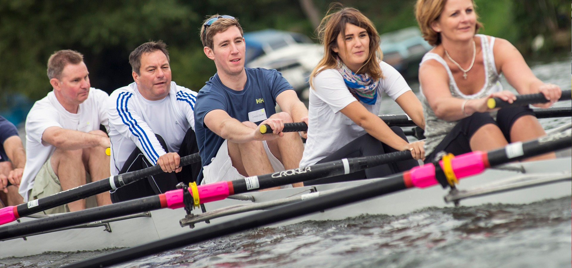 Octagon Scullers' Success