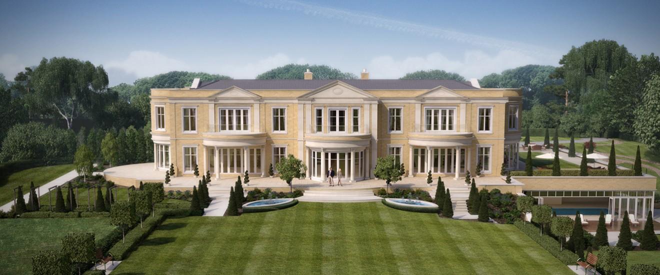 7 8 Bed Luxury Properties Ascot Octagon Properties Sl5 0jd