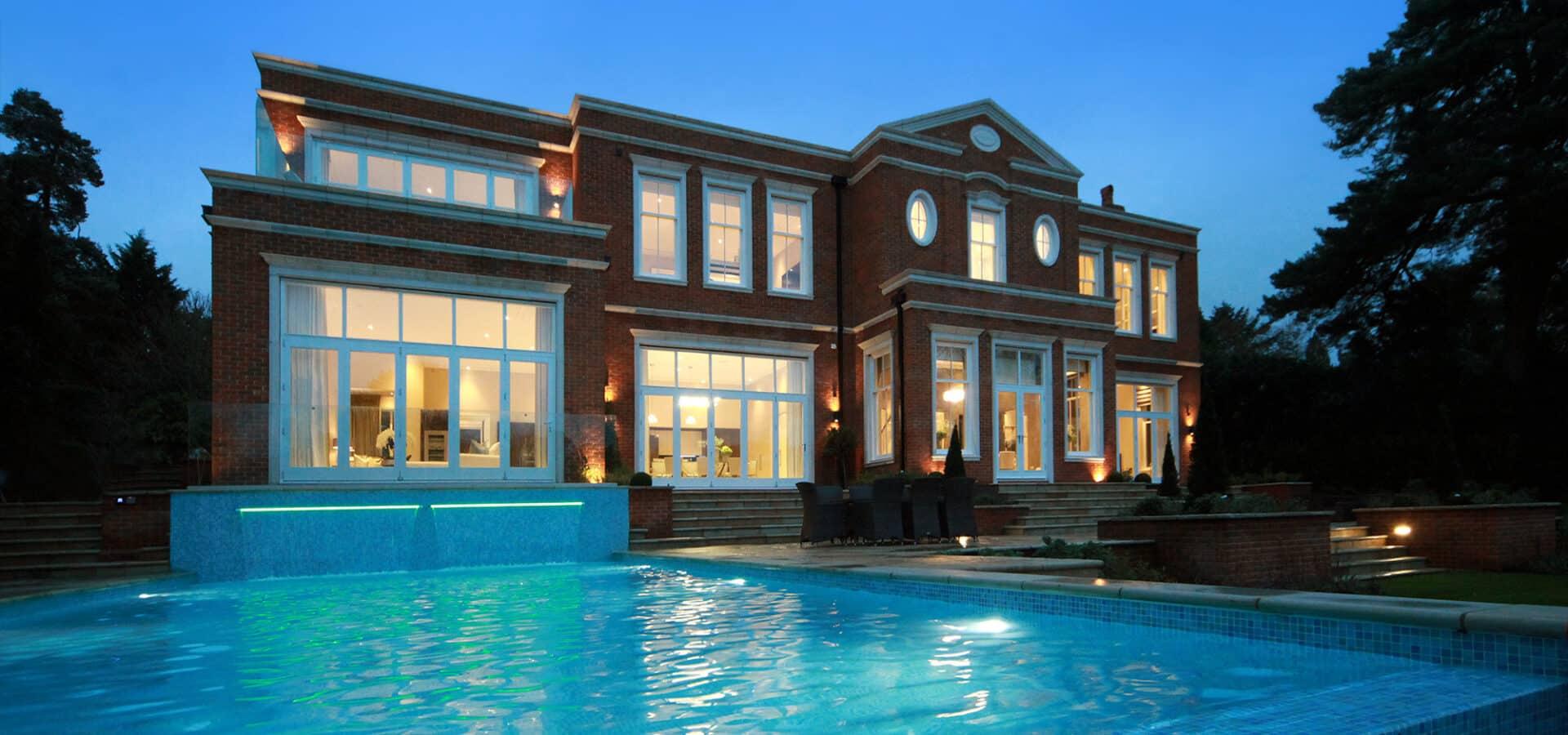 Falconwood House