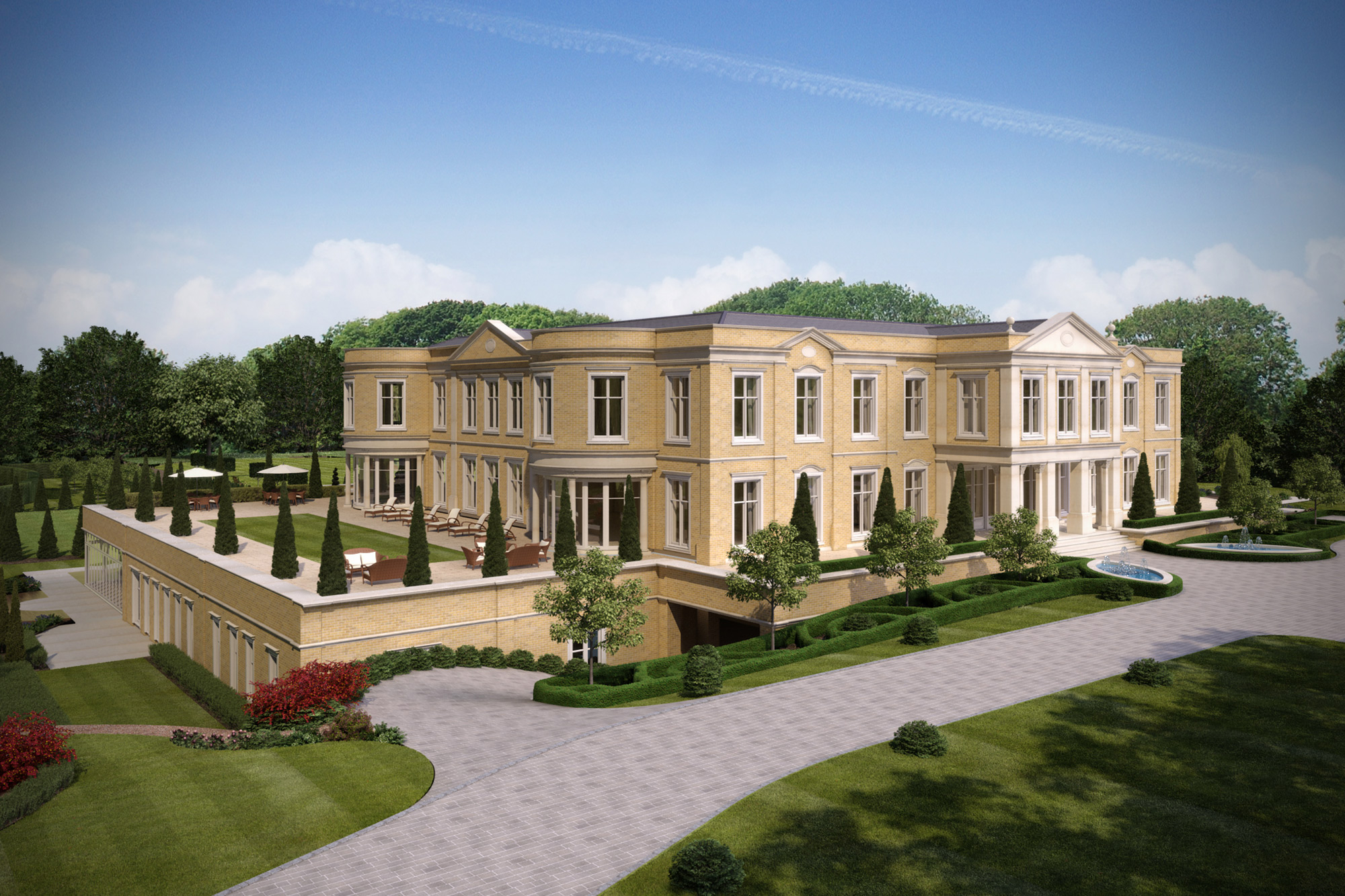 7 8 Bed Luxury Properties Ascot Octagon Properties Sl5 0jd