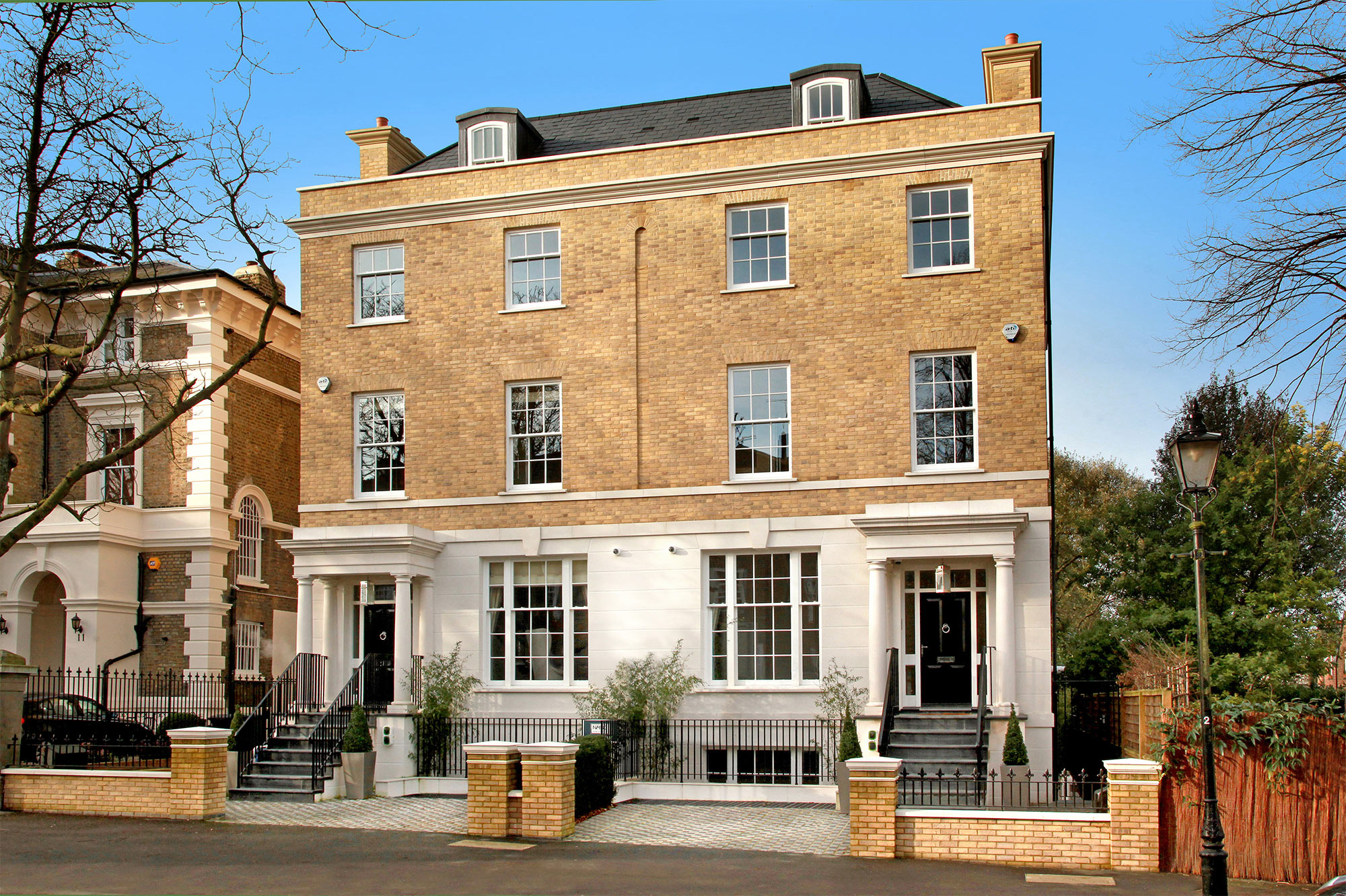 5 bed luxury properties the grove highgate i octagon for The grove house