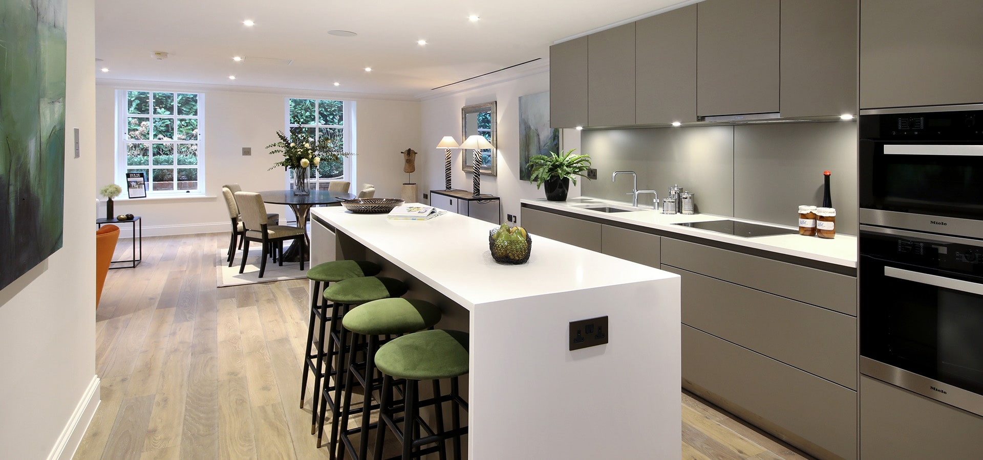 2 & 3 Bed Luxury Apartments Wimbledon London | Eagle House