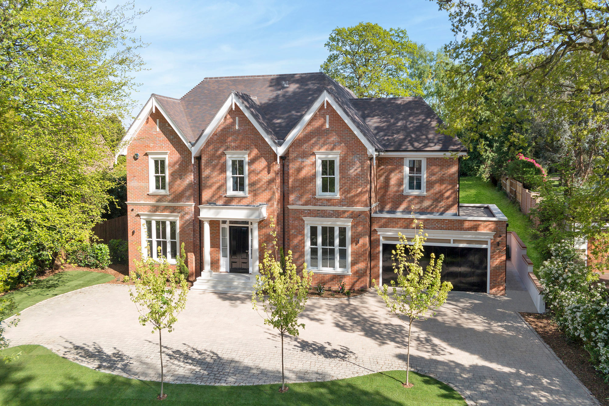 Elevation Stone Uk : Luxury new homes dreaming in the den octagon