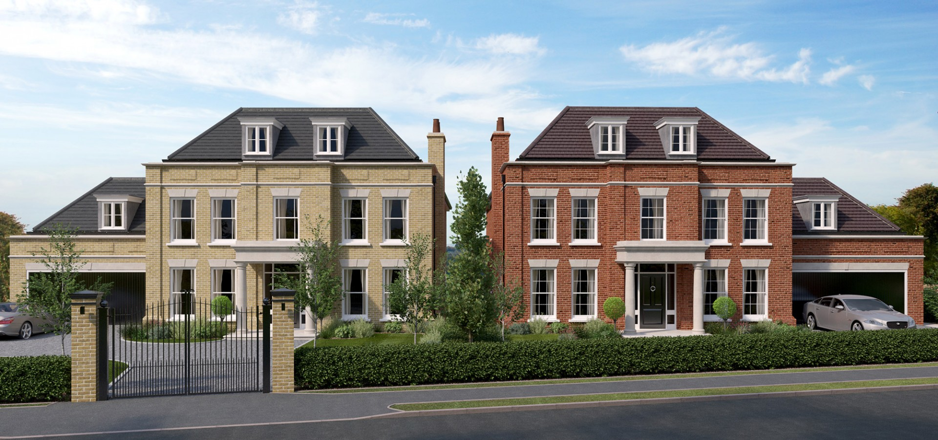Luxury new homes coming soon octagon for Octagon homes