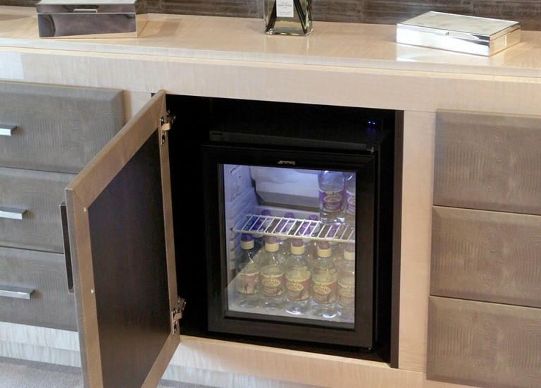 Built-in Drinks Fridge