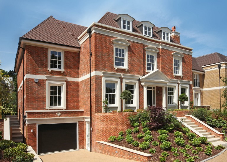 Octagon Townhouse Exterior