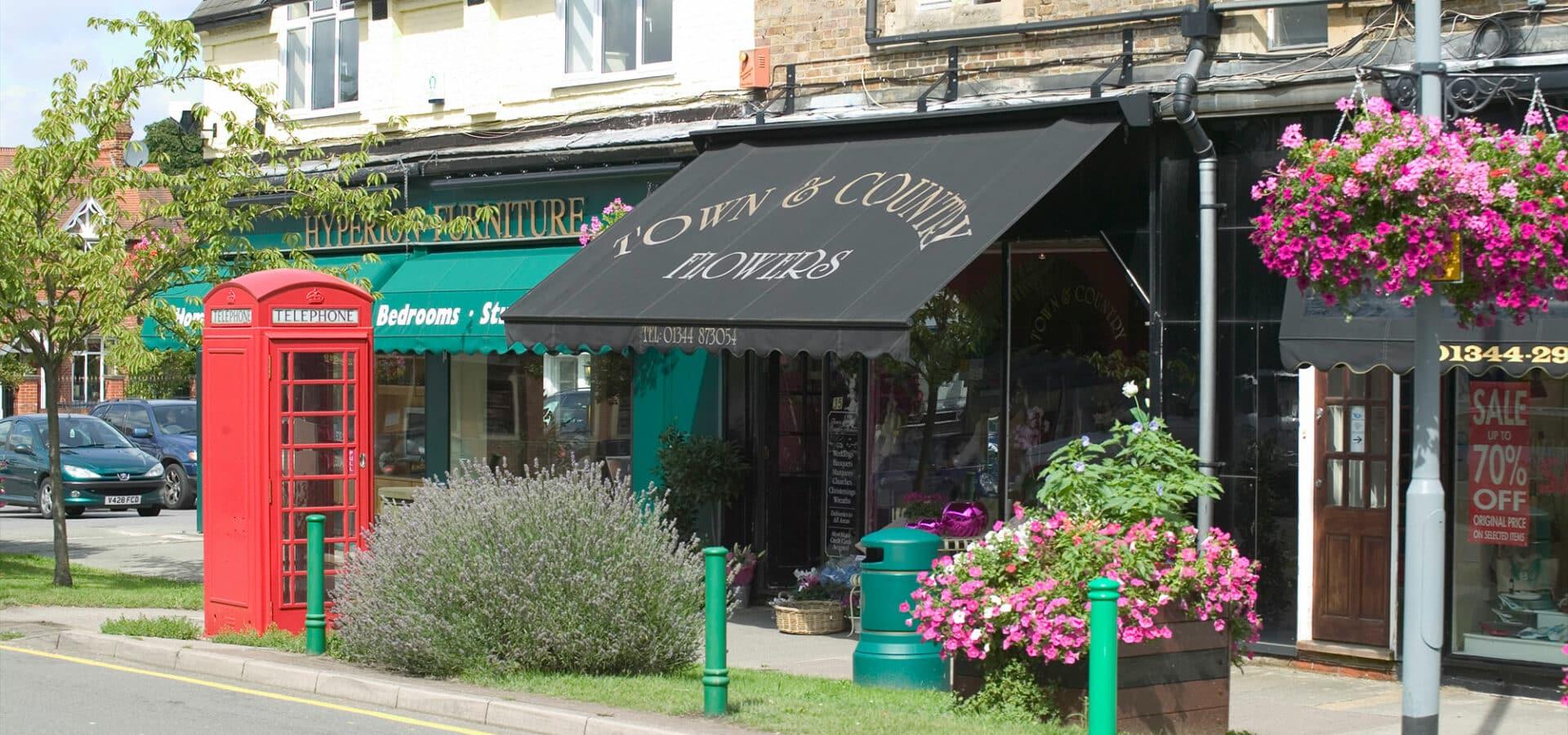 Local area image