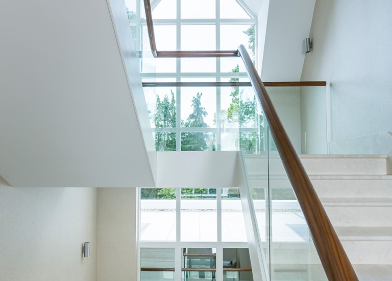 Staircase and Interior Architecture