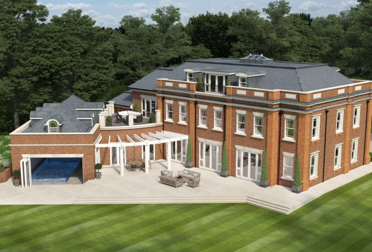 Luxury New Properties for Sale Surrey Bucks Herts Berks London