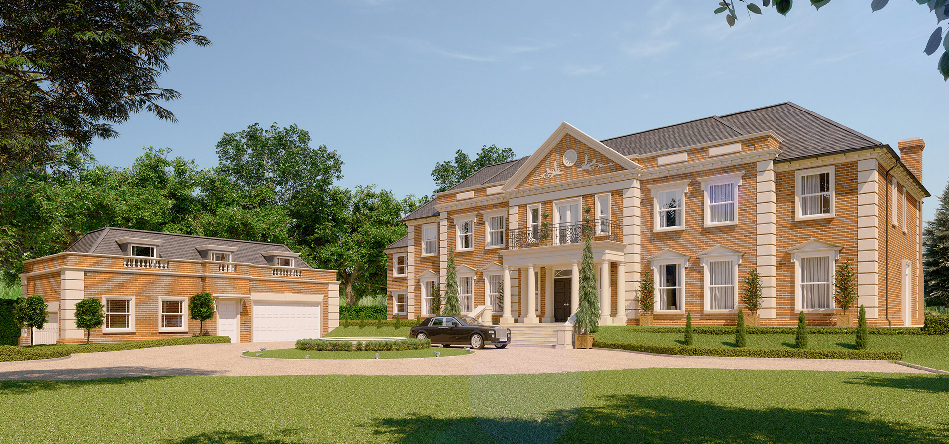 forthcoming octagon homes london surrey berkshire titlarks house