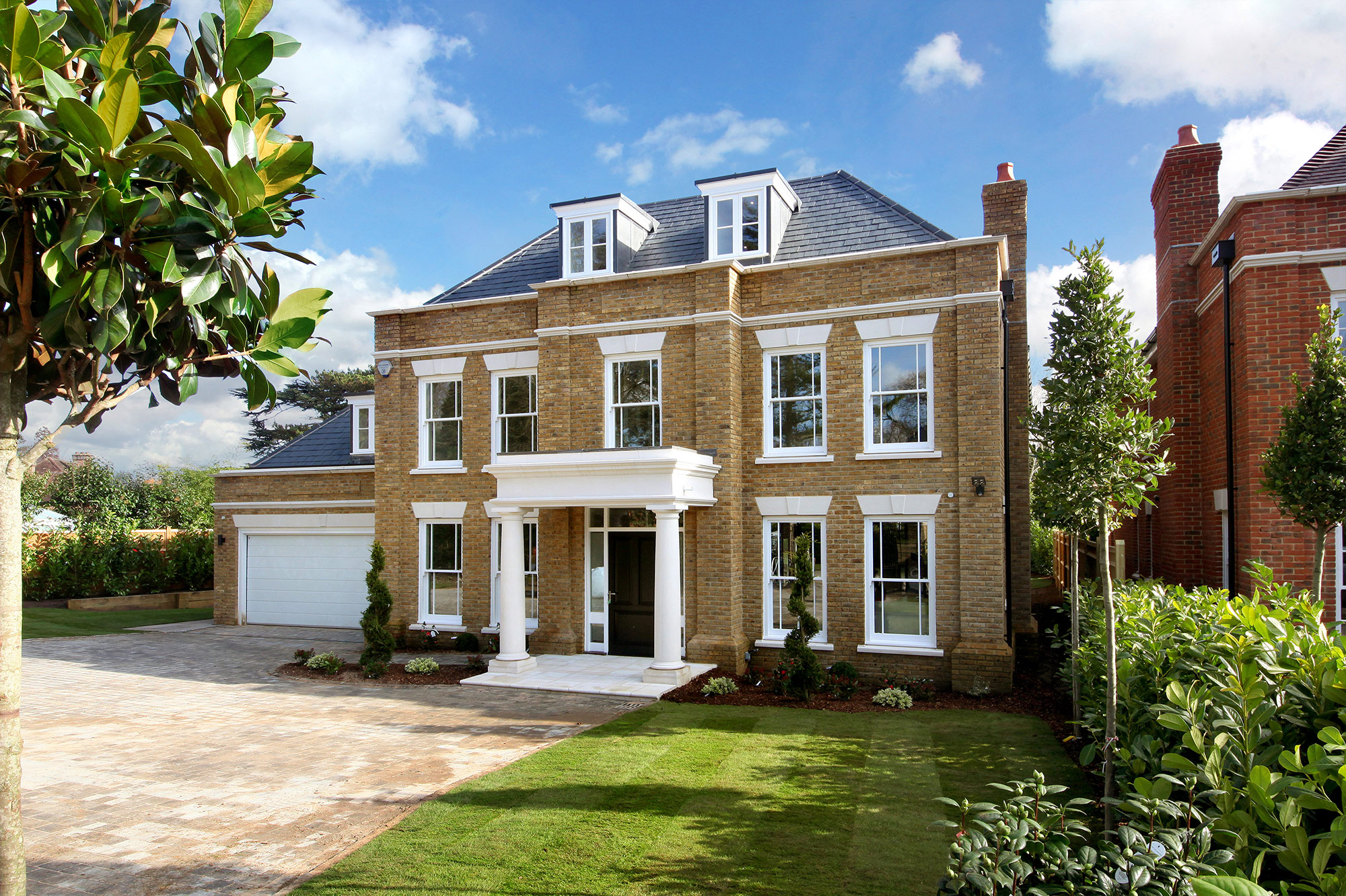 6 bed luxury property weybridge surrey ashridge house octagon