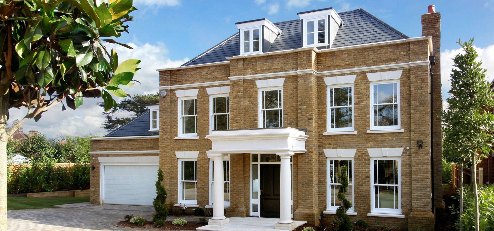 Lovely Ashridge House
