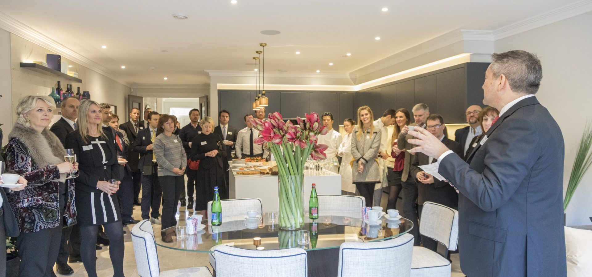 Press Breakfast Launch – Townhouses on the Thames