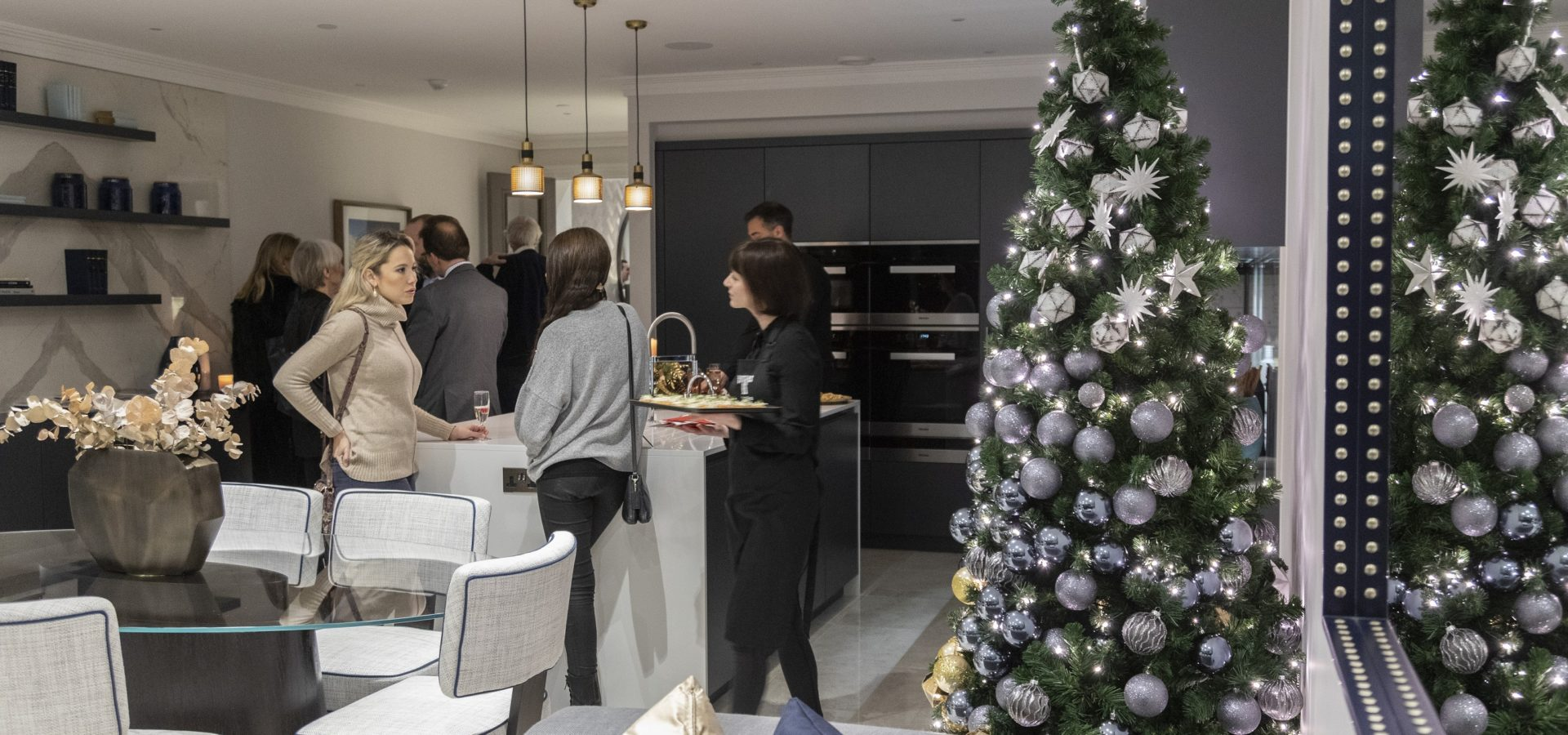 Getting Festive in Fulham with Octagon and Country & Townhouse